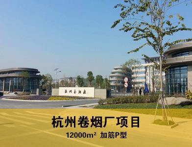 杭州卷烟厂项目