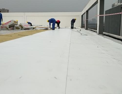 屋面渗漏水情况及维修方法