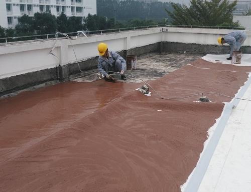 屋面防水工程所采用材料性能的重要性